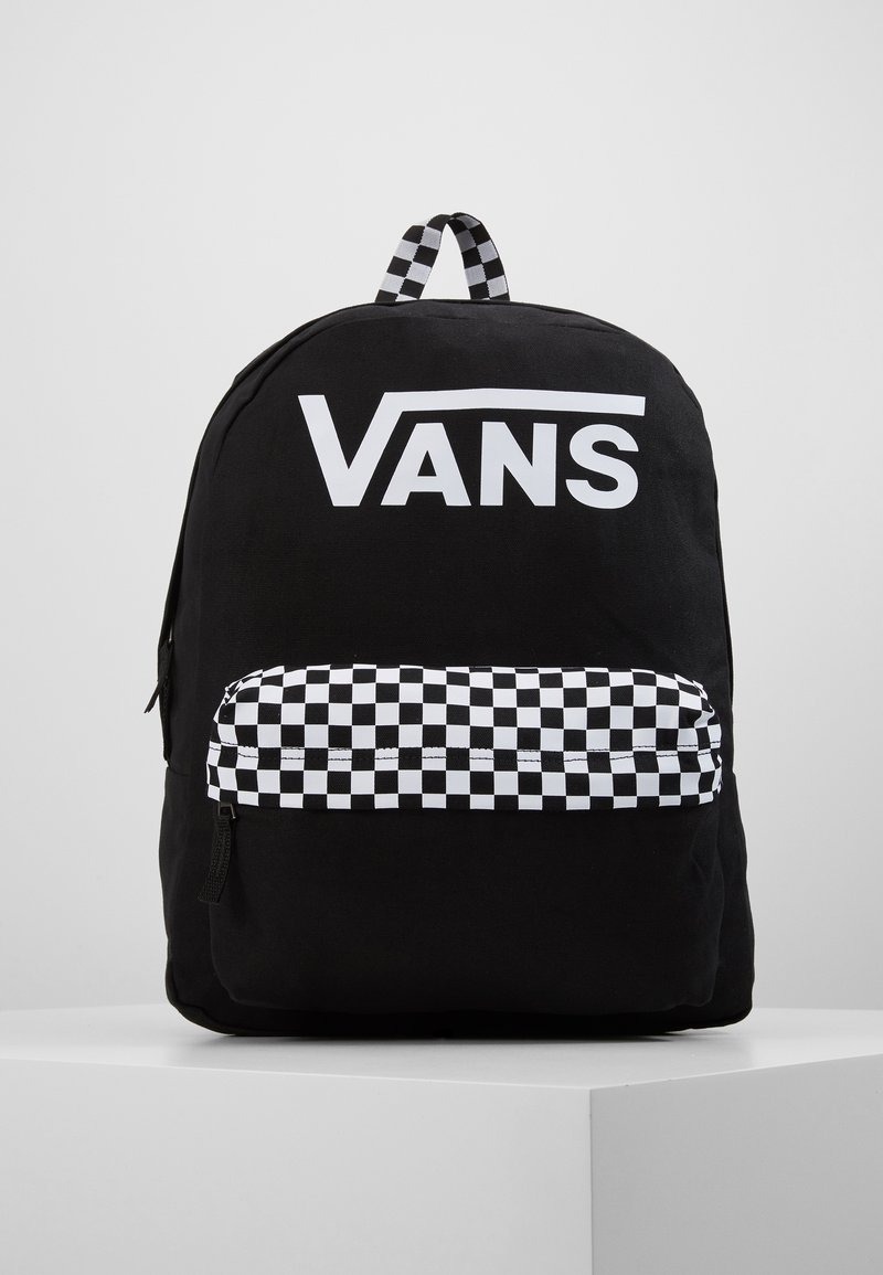 Vans - REALM BACKPACK COLOR THEORY - Sac à dos - black