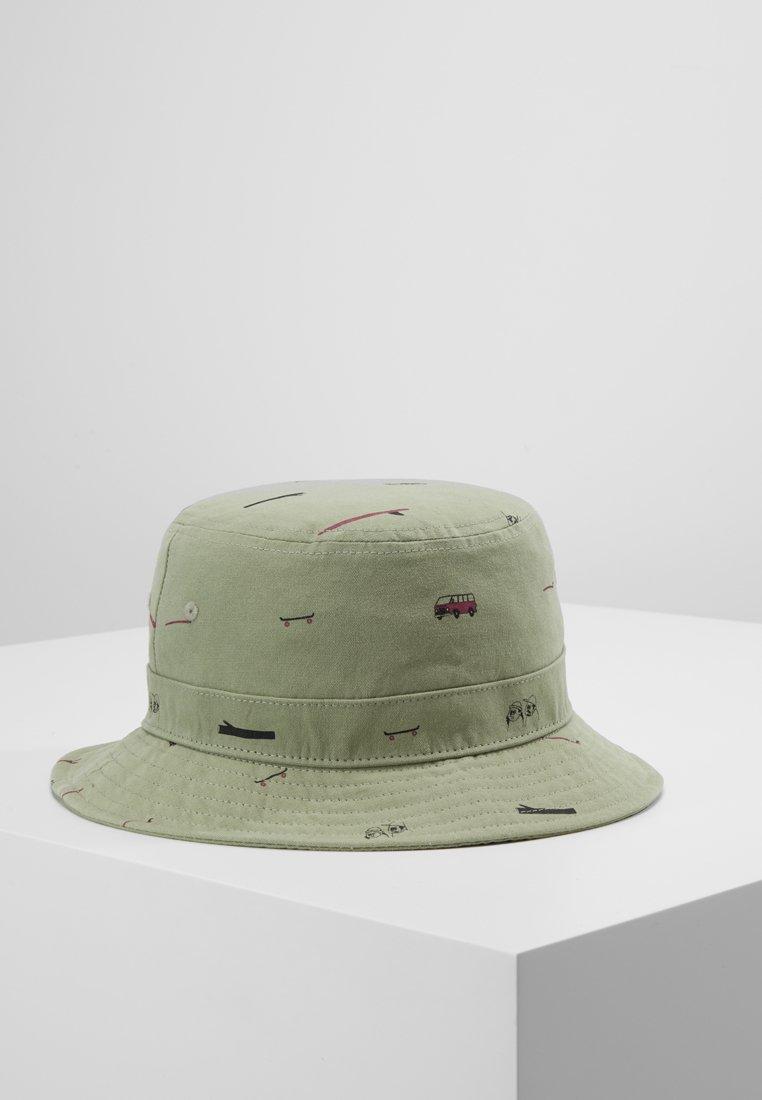 Vans - UNDERTONE BUCKET HAT - Hut - oil green