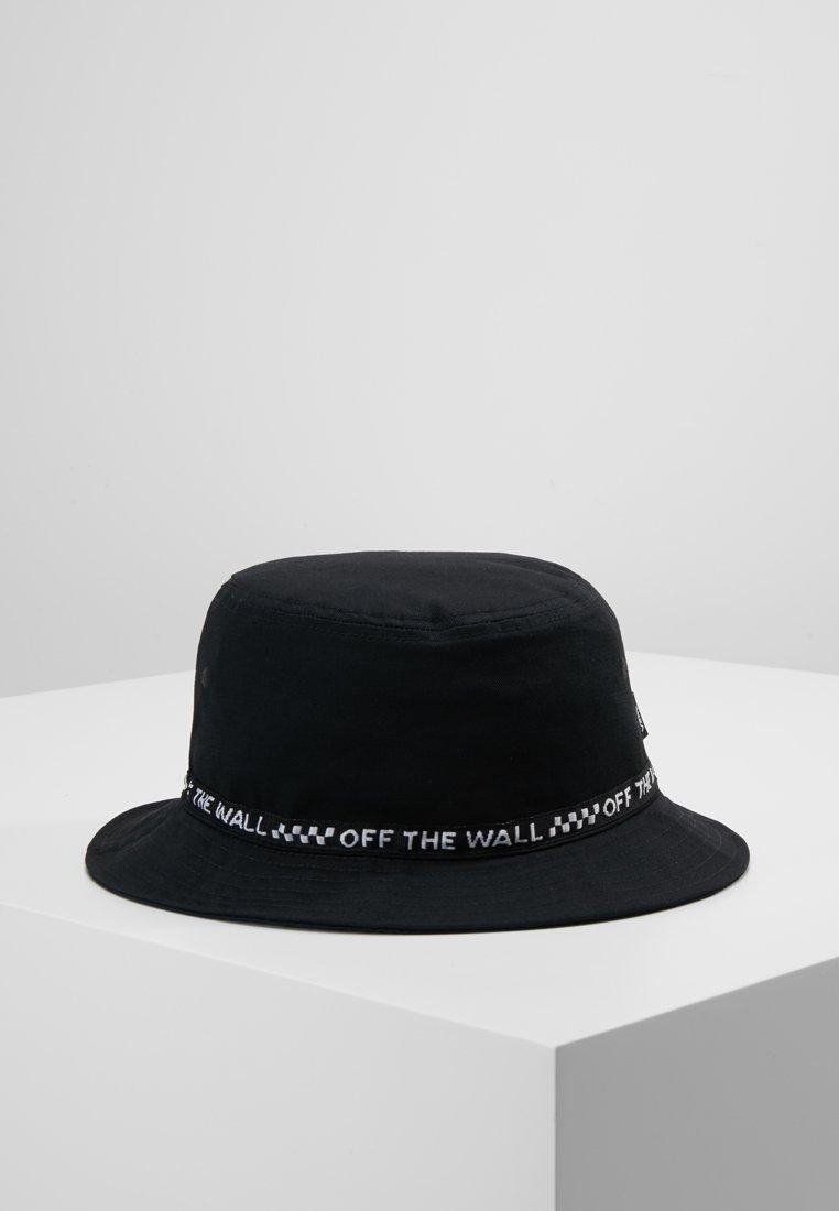 Vans - UNDERTONE BUCKET HAT - Hut - black/white