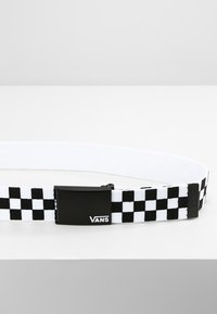 Vans - DEPPSTER BELT - Belt - black/white - 3