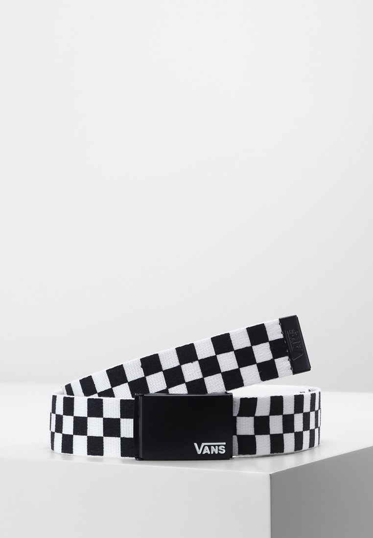 Vans - DEPPSTER BELT - Pasek - black/white