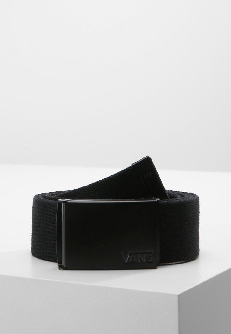 Vans - DEPPSTER BELT - Cintura - black