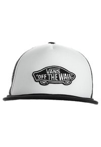 Vans - CLASSIC PATCH TRUCKER - Cap - white/black - 1