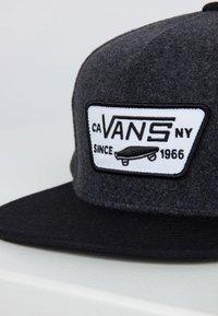 Vans - Cap - asphalt - 3