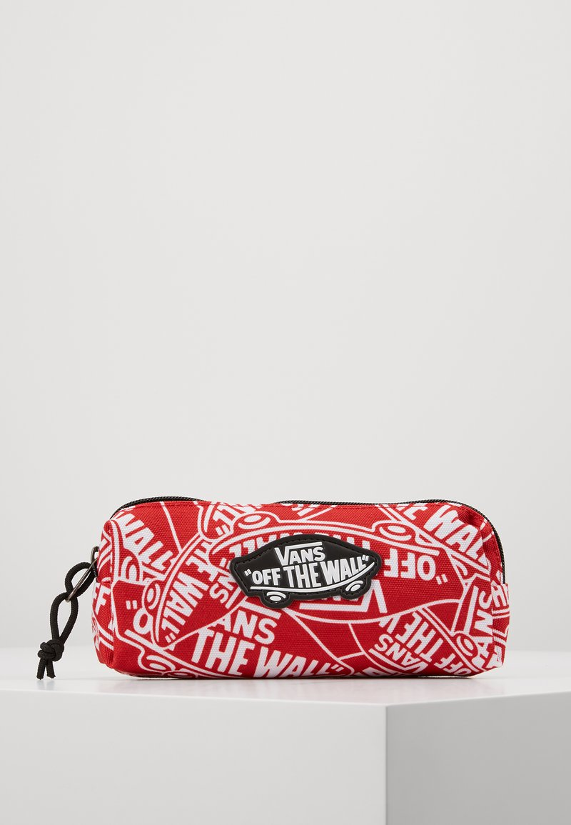 Vans - PENCIL POUCH - Pencil case - racing red
