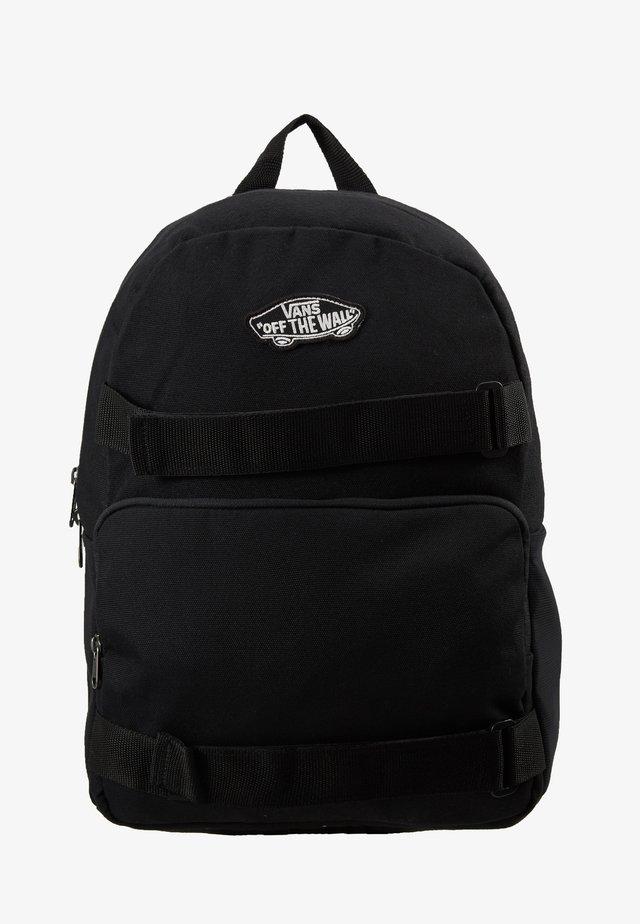 SKATEPACK BOYS - Plecak - black