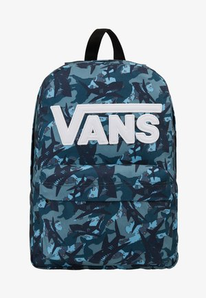 NEW SKOOL BACKPACK BOYS - Rucksack - blue