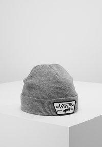 Vans - MILFORD BEANIE BOYS - Muts - heather grey - 0