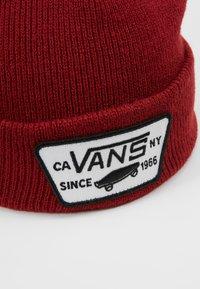 Vans - MILFORD BEANIE BOYS - Berretto - biking red - 2