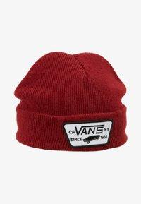Vans - MILFORD BEANIE BOYS - Muts - biking red - 1