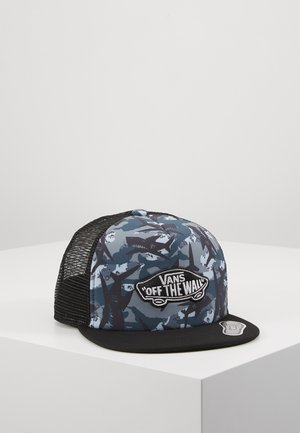 CLASSIC PATCH TRUCKER PLUS BOYS - Cap - shark