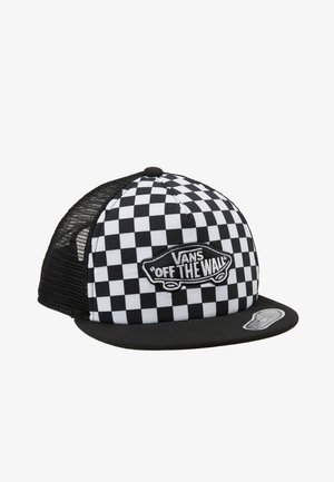 CLASSIC PATCH TRUCKER PLUS BOYS - Cap - black/white
