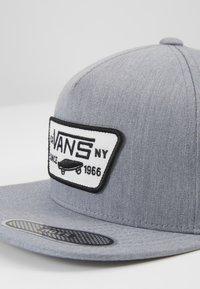 Vans - FULL PATCH SNAPBACK BOYS - Casquette - heather grey - 2