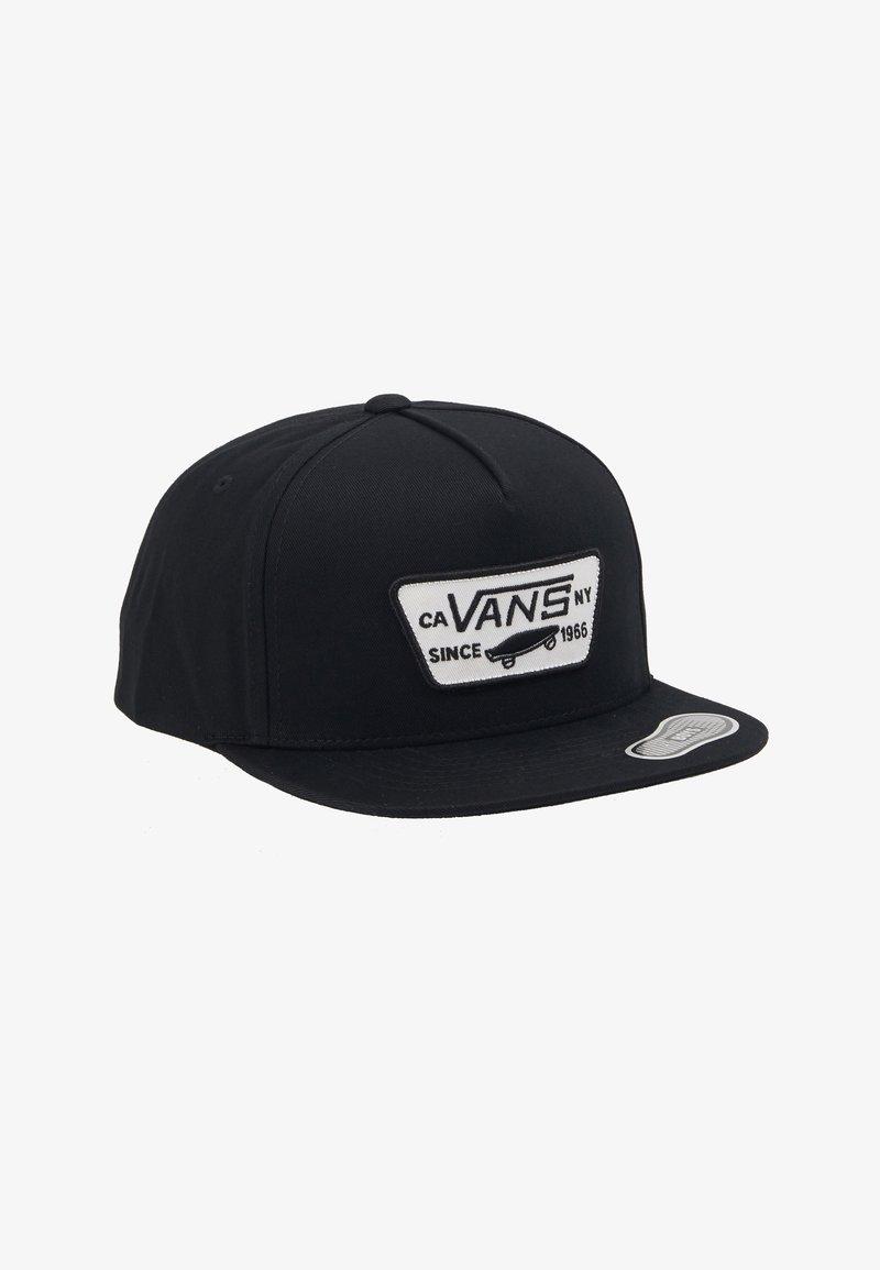Vans - Kšiltovka - true black
