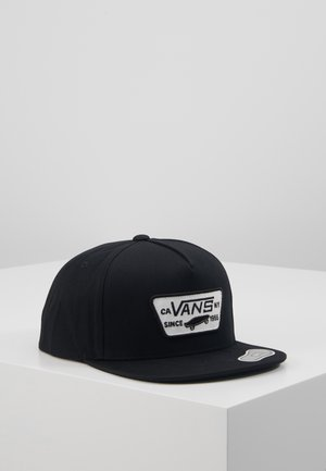FULL PATCH SNAPBACK BOYS - Kšiltovka - true black