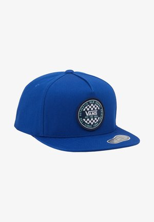 CHECKER SNAPBACK BOYS - Cappellino - sodalite blue