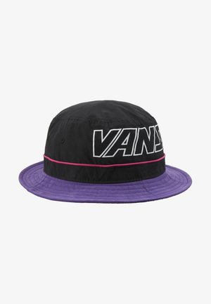 UNDERTONE BUCKET - Hat - black/heliotrope