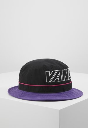 UNDERTONE BUCKET - Hat - black/heliotrope
