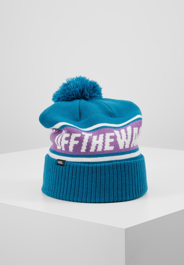 OFF THE WALL POMBEANIE - Beanie - turkish tile