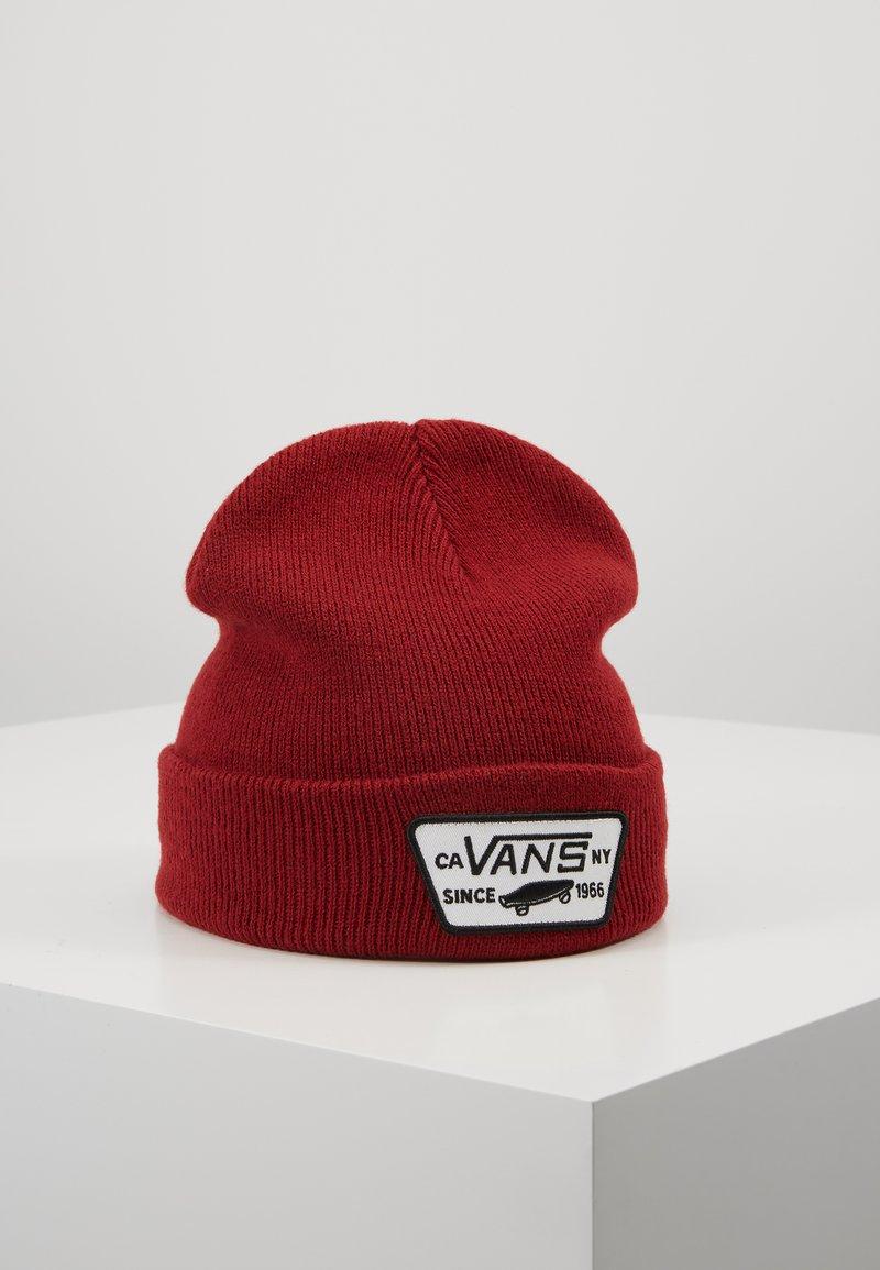 Vans - MILFORD BEANIE - Bonnet - biking red