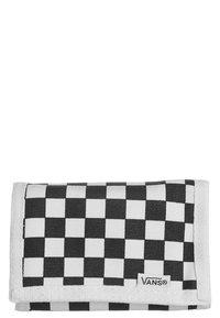 Vans - SLIPPED - Portfel - black/white - 0