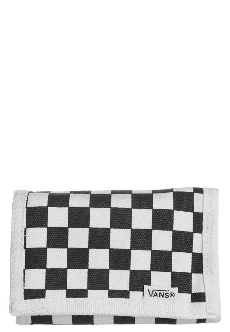 Vans - SLIPPED - Portfel - black/white