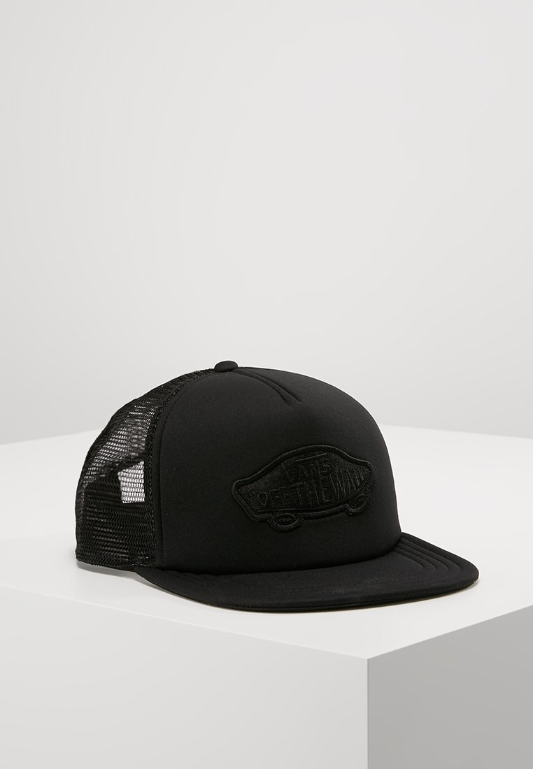 Vans - CLASSIC PATCH TRUCKER - Lippalakki - black