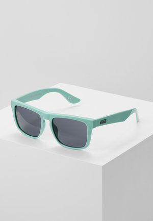 SQUARED OFF - Gafas de sol - dusty jade green