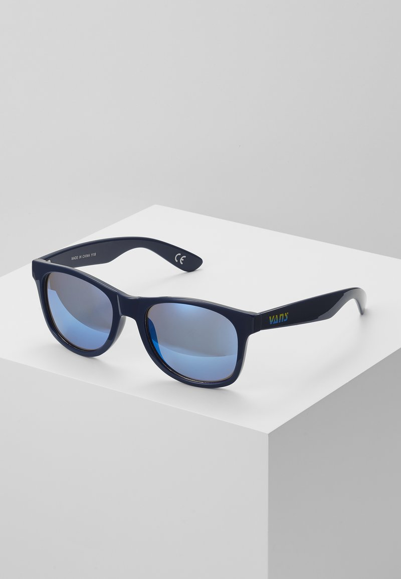 Vans - SPICOLI 4 SHADES - Sunglasses - dress blues/blue jewel mirror