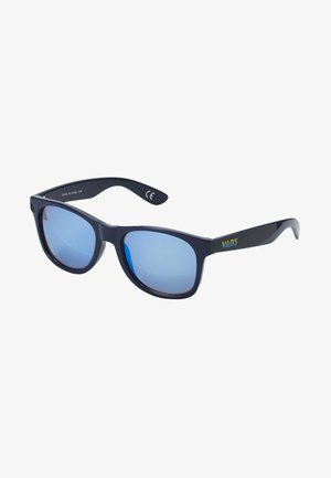 SPICOLI 4 SHADES - Sunglasses - dress blues/blue jewel mirror