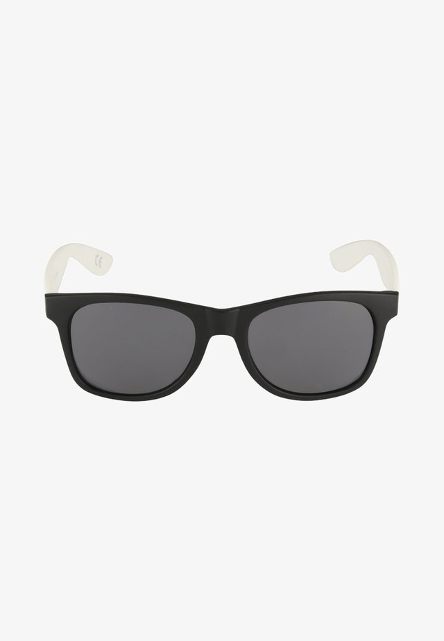 SPICOLI 4 SHADES - Sunglasses - black/white