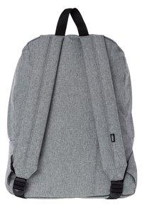 Vans - OLD SKOOL II BACKPACK - Reppu - heather suiting - 1