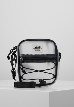 BAIL SHOULDER BAG - Skuldertasker - clear