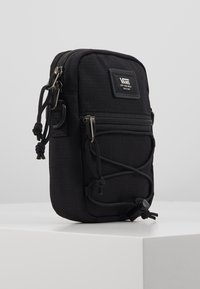 Vans - BAIL SHOULDER BAG - Torba na ramię - black - 4