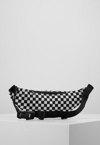 Vans - MINI WARD CROSS BODY - Saszetka nerka - black/white - 4