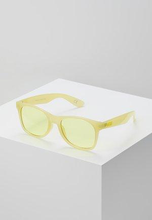 SPICOLI FLAT SHADES - Sonnenbrille - yellow cream