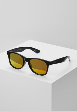 SPICOLI FLAT SHADES - Sunglasses - black/mirror