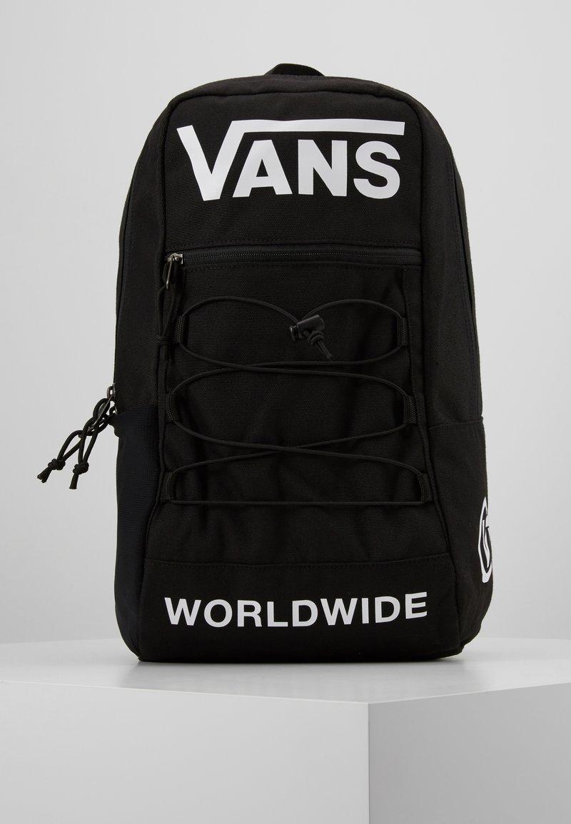 Vans - SNAG BACKPACK - Sac à dos - black