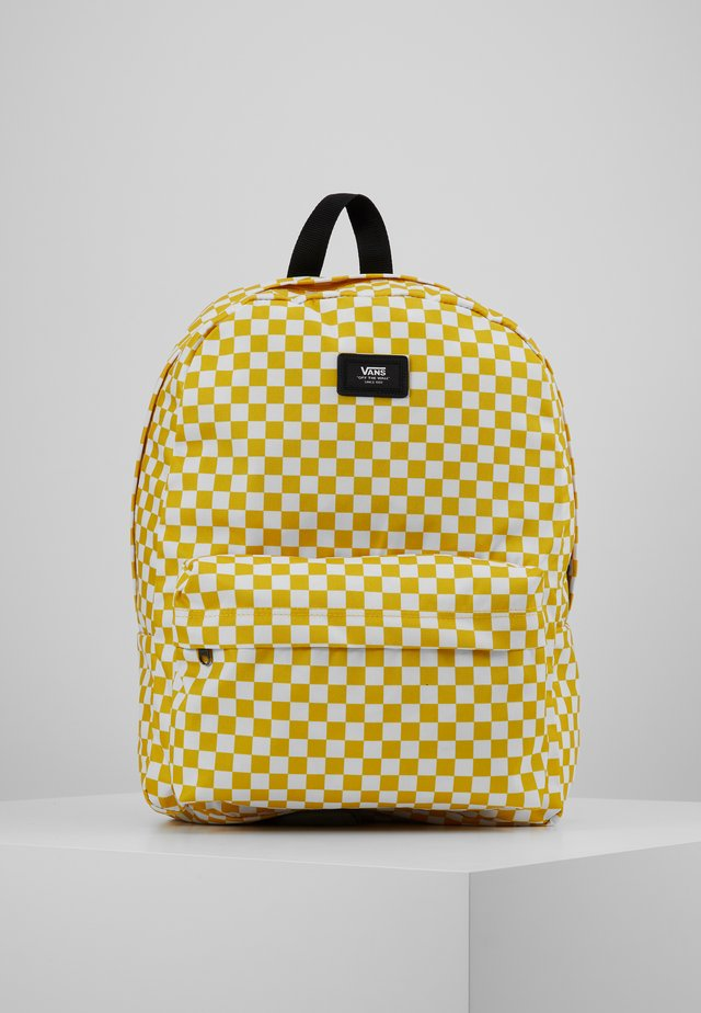 OLD SKOOL  - Rucksack - sulphur/white