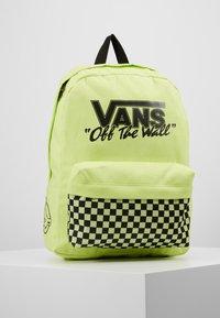 Vans - OLD SKOOL BACKPACK - Plecak - sharp green - 0