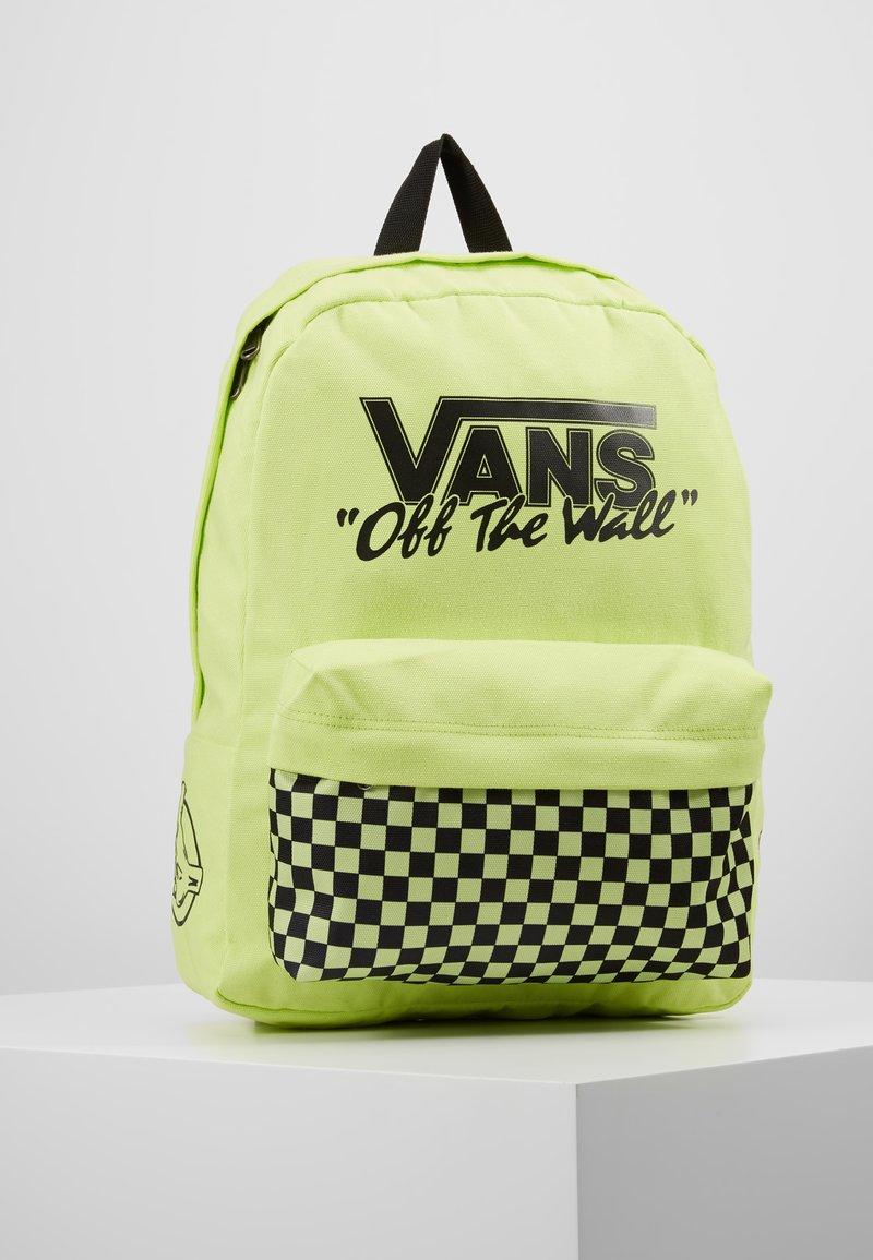 Vans - OLD SKOOL BACKPACK - Plecak - sharp green