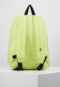 Vans - OLD SKOOL BACKPACK - Plecak - sharp green - 2