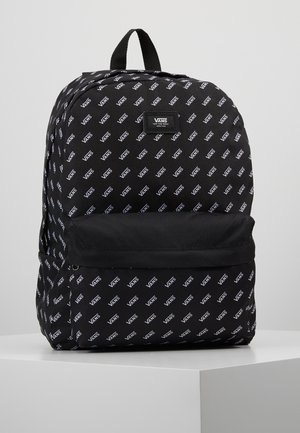 OLD SKOOL BACKPACK - Reppu - black