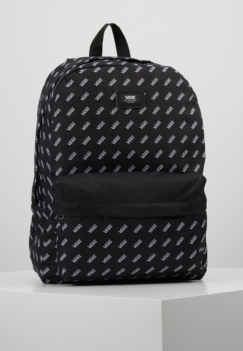 Vans - OLD SKOOL BACKPACK - Rugzak - black