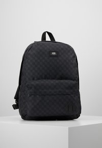 Vans - OLD SKOOL BACKPACK - Ryggsäck - black/charcoal - 0