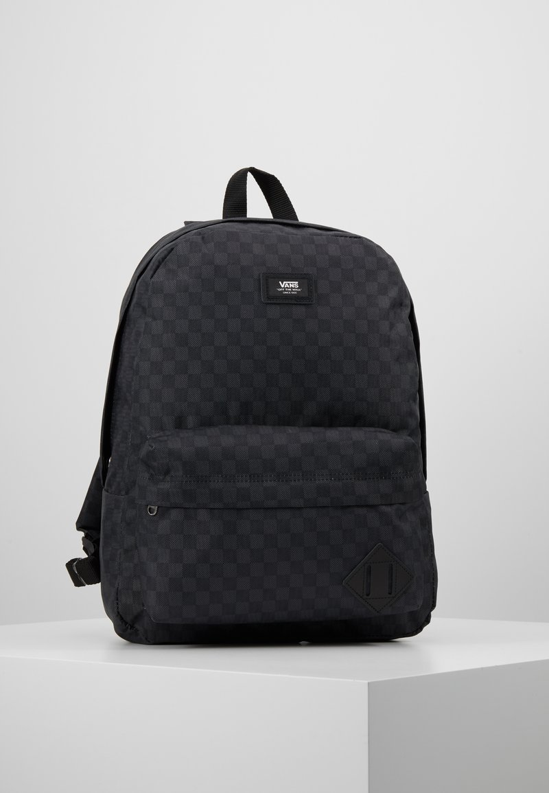 Vans - OLD SKOOL BACKPACK - Ryggsäck - black/charcoal