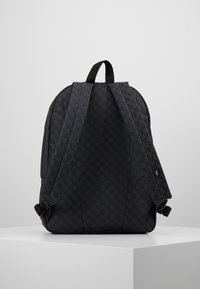 Vans - OLD SKOOL BACKPACK - Ryggsäck - black/charcoal - 2