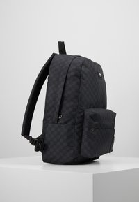 Vans - OLD SKOOL BACKPACK - Rygsække - black/charcoal - 3
