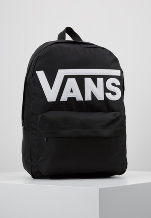 OLD SKOOL BACKPACK - Reppu - black/white