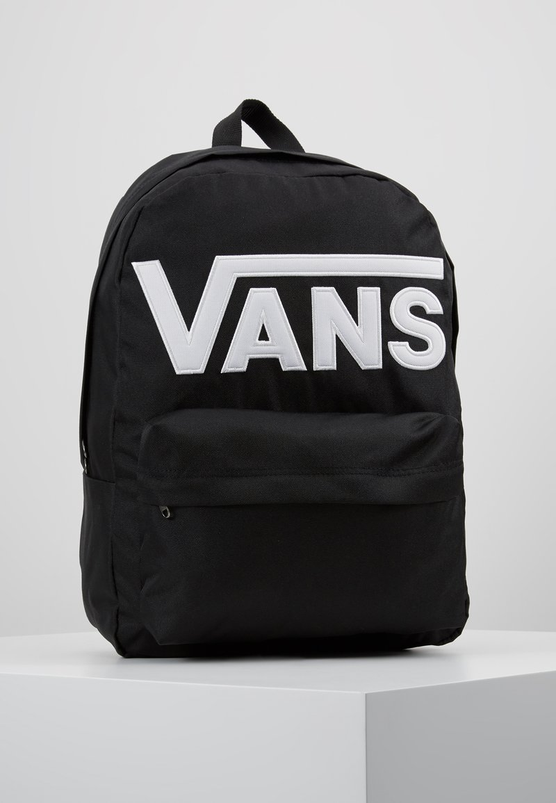 Vans - OLD SKOOL BACKPACK - Mochila - black/white